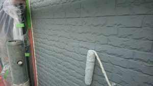 奈良県桜井市 失敗しない外壁塗装は下塗り塗装が決め手