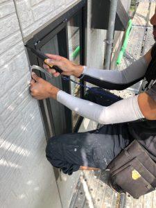 三重県伊賀市T様外壁修理