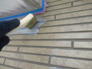 名張市 20年持って遮熱も断熱効果あるガイナを外壁塗装