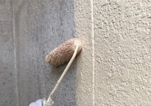 奈良県桜井市S様邸 中塗り塗装(2回目)3