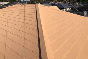 【三重県名張市】屋根塗装|テレビ注目!塗るだけで断熱と遮熱効果が出るガイナで塗り替え