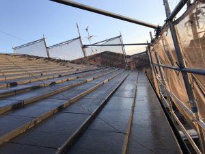 奈良県橿原市K様 雨漏り修理 完成1