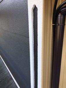 三重県名張市Y様 外壁塗装 上塗り塗装5