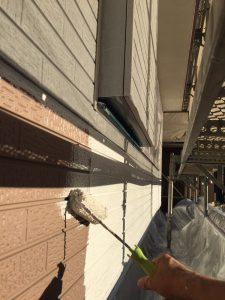奈良県吉野郡 下塗りで長持ちさせる外壁塗装リフォーム