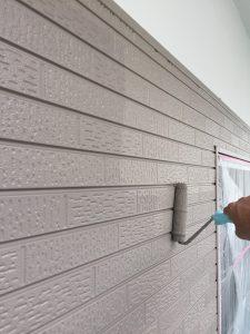奈良県吉野 汚れにくいシリコン塗料で外壁塗装リフォーム
