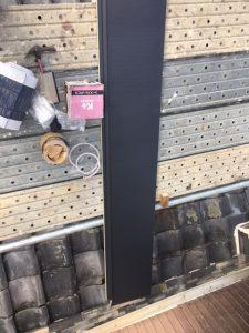 ガルバリウム鋼板 横段ルーフαS