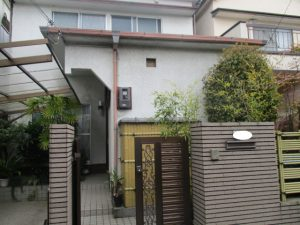 【屋根・外壁調査,雨漏り調査】奈良県橿原市T様邸 屋根と外壁の調査
