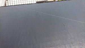 奈良県橿原市 屋根塗装 上塗り完成2
