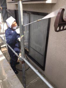 奈良県橿原市 高圧洗浄2