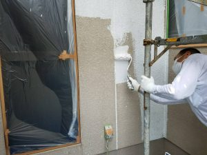奈良県橿原市 下塗り塗装3