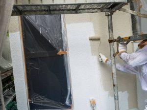 橿原市 外壁塗装 シリコン2