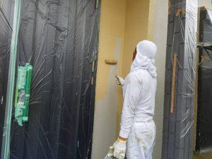 橿原市 汚れに強く16年長持ちシリコン塗料を外壁塗装