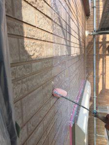 奈良市 失敗しない外壁塗り替えは1回目の下塗りが決め手