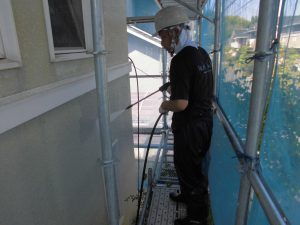 奈良県宇陀市H様外壁塗装リフォーム工事